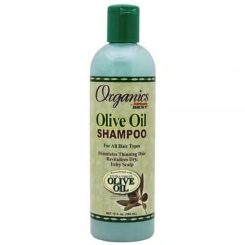 African's Best Africa's Best Organics Olive Oil Shampoo