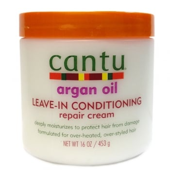 Cantu Shea Butter Argan Oil Conditioning Repair Cream
