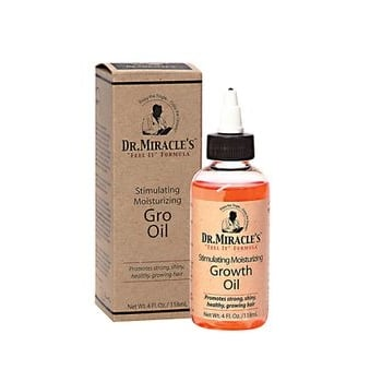 Dr Miracle Stimulating Moisturizing Gro Oil