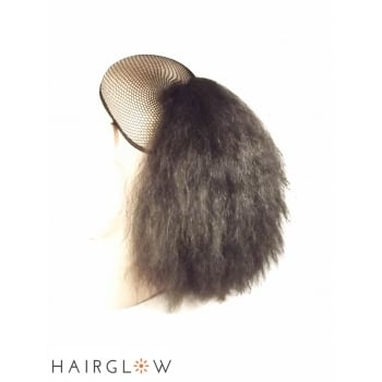 Hairglow 16inches Natural  Ponytail