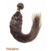 """18"""" Coarse Yaki Brazilian Virgin Hair extension"""