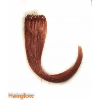 "Hairglow 18"" Micro loop Remy Hair Extension"