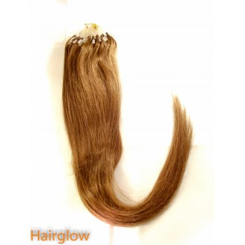 "Hairglow 20"" Micro Loop Remy hair extennsion"