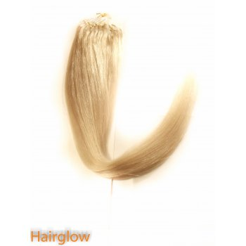 "Hairglow 20"" Micro Loop Remy Hair Extension"