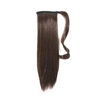 "Hairglow 22"" Straight Velcro Ponytail"