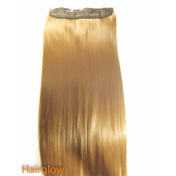 "Hairglow 24"" Straight Clip In Hair Extension"
