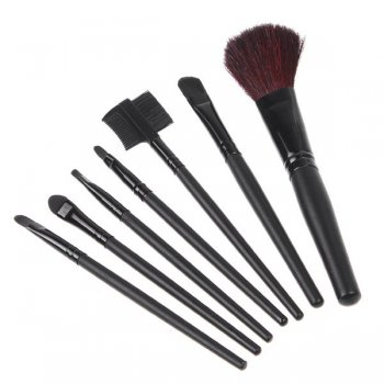 Hairglow 7pcs Makeup Brush Set