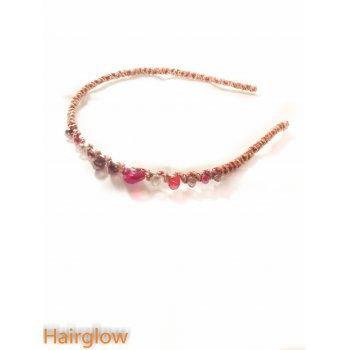 Hairglow Crystal Rhinestone headband
