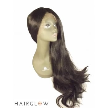 Hairglow Light Yaki Straight Lace front wig