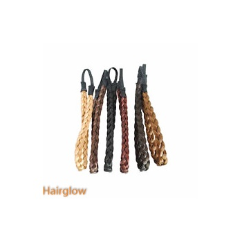 Hairglow Plaited fashion headband