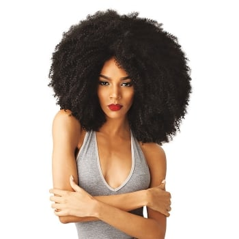 Outre Big Beautiful Hair, Weave,4C Coily
