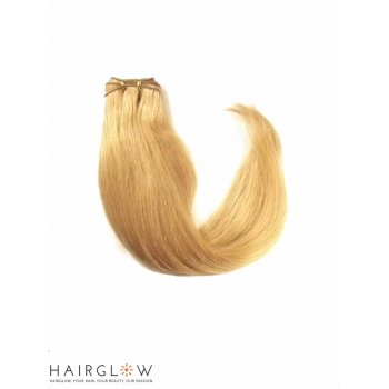 "Remy hair 18"" Straight Weave Remy hair Extension,Colour 27"