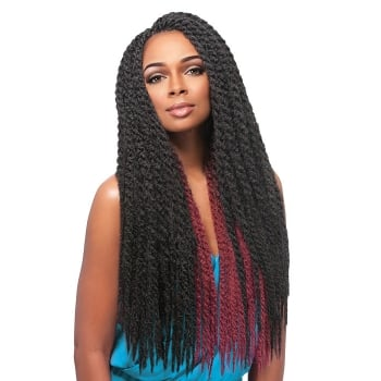 Sensationnel African Collection,Samba Twist,50inches