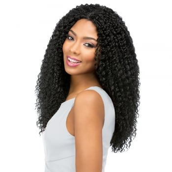 Sensationnel Empress Custom Lace Wig,Beach Curl