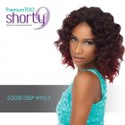 Premium Too Shorty, Loose Deep Weave