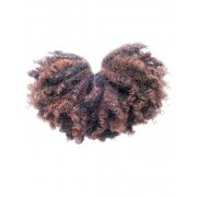 Soft N Silky Afro Twist Puff, Weave