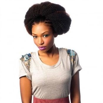 Sleek Afro kinky Bulk