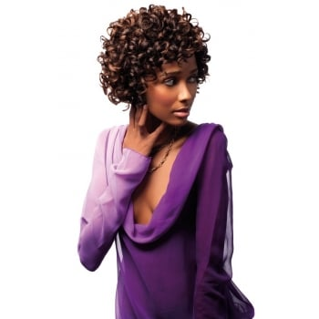 Sleek Crazy 4 Curls,Roman Weave