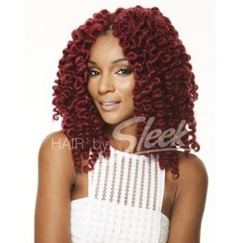 Sleek Fashion idol,Express crochet,Cuba Bounce,12inches