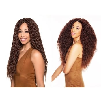 Sleek Fashion idol,Express crochet Mambo Box Braid,20inches