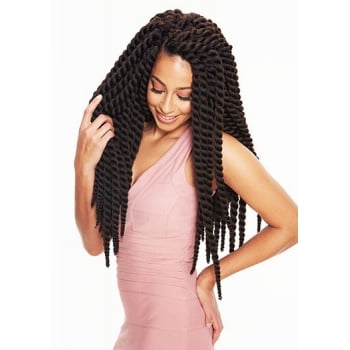 Sleek Fashion idol,Express crochet,Mambo Satin Twist