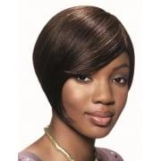 Sleek Human Hair Wig, Chic