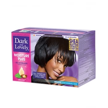 SoftSheen-Carson Dark and Lovely Moisture Plus No Lye Relaxer,Regular