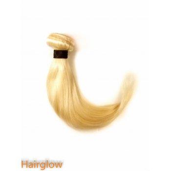 "Virgin hair 14"" Silky Straight Brazilian virgin Hair Extension"