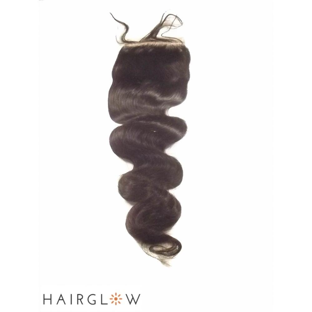 Virgin Indian Remy Hair Closure 25