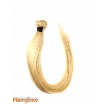 "Virgin hair 16"" Silky Straight Brazilian virgin Hair Extension"