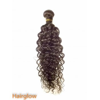 "Virgin hair 18"" Indian water curls virgin hair"