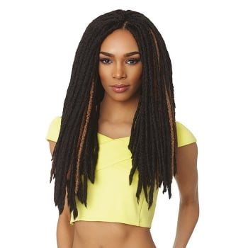 xpression Faux Locs  18inches